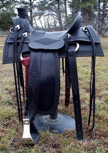 BR Visalia Saddle