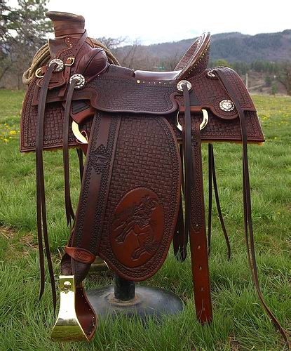 BB Wade Saddle