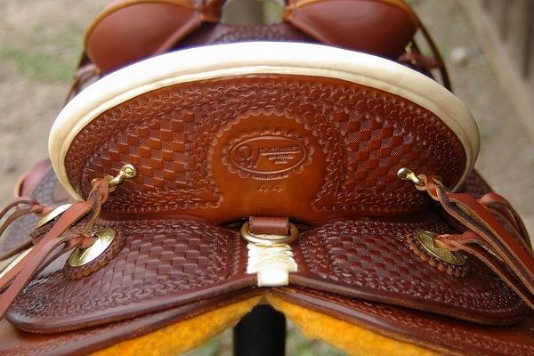 RW 3B Visalia Saddle