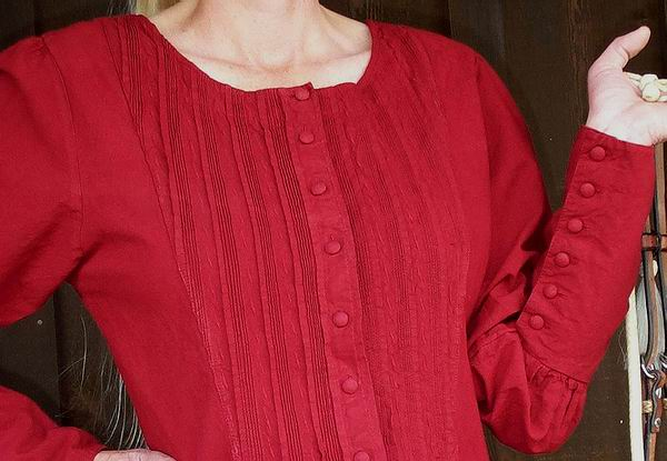 Pioneer Dress