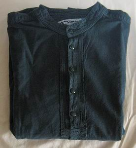 Teal Pioneer Shirt