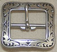 Jeremiah Watt Gun Belt Buckle