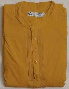Mustard Pioneer Shirt