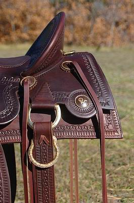 BB Slick #9 Saddle