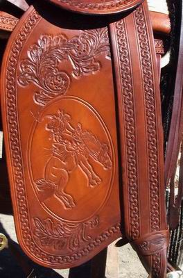 PS 3B Visalia Saddle