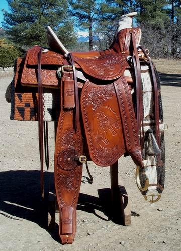 PS 3B Visalia Saddle