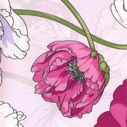 Cowboy Images Soft Pink Floral