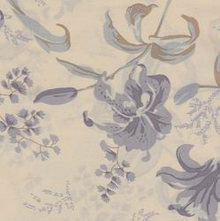 Cowboy Images Lilies on Cream