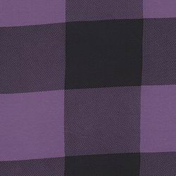 Cowboy Images Purple Plaid