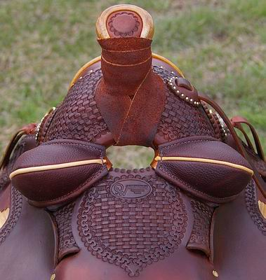 KS 3B Visaliia Saddle
