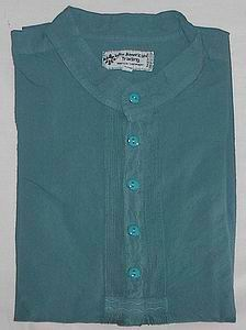Turquoise Pioneer Shirt