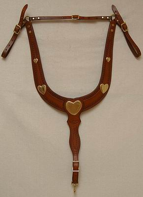Martingale Style Breast Collar #4
