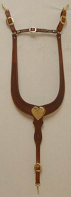 Martingale Style Breast Collar #23