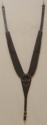Breast Collar Heavy Roper Style #29
