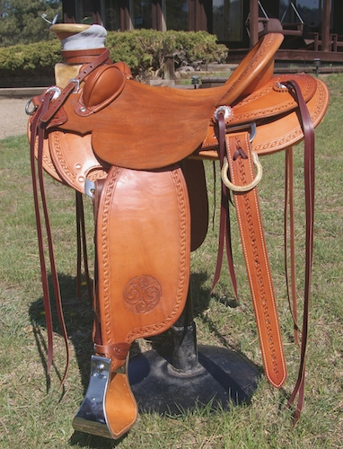 KW Hawaiian Cowgirl Wade Saddle
