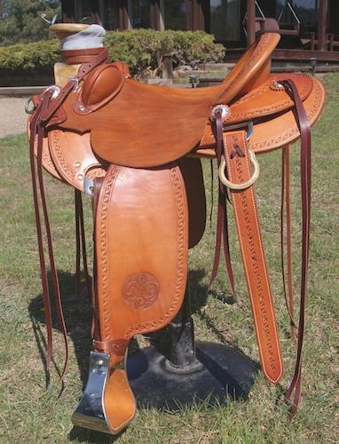 KW Hawaiian Cowgirl Wade Saddle