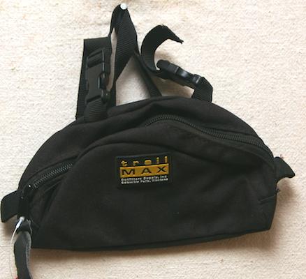 Trail Max Saddle Bag