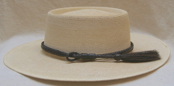 Leather Hat Bands. Leather Braided Hat Bands Black w Black Tassels   WWGHB275-1H  35.00 (For bigger hats) Only 1 Left! 8f84118935e8