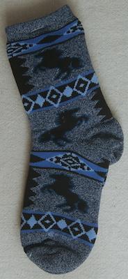 Horsey Sock 3442