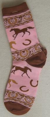 Horsey Sock 3465