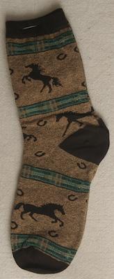 Horsey Sock 3466