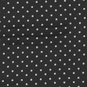 Wyoming Trader Black Polka Dot Silk Scarf