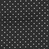 Wyoming Trader Black Polka Dot Silk Scarf
