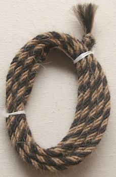 Horse Hair Get Down Rope #20HH