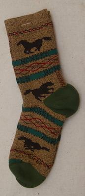 Horsey Sock 3586