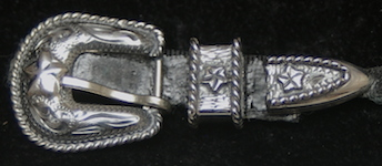 Hat Band Buckles