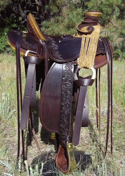 Saddle #84 Hawaiian Vaquero Wade