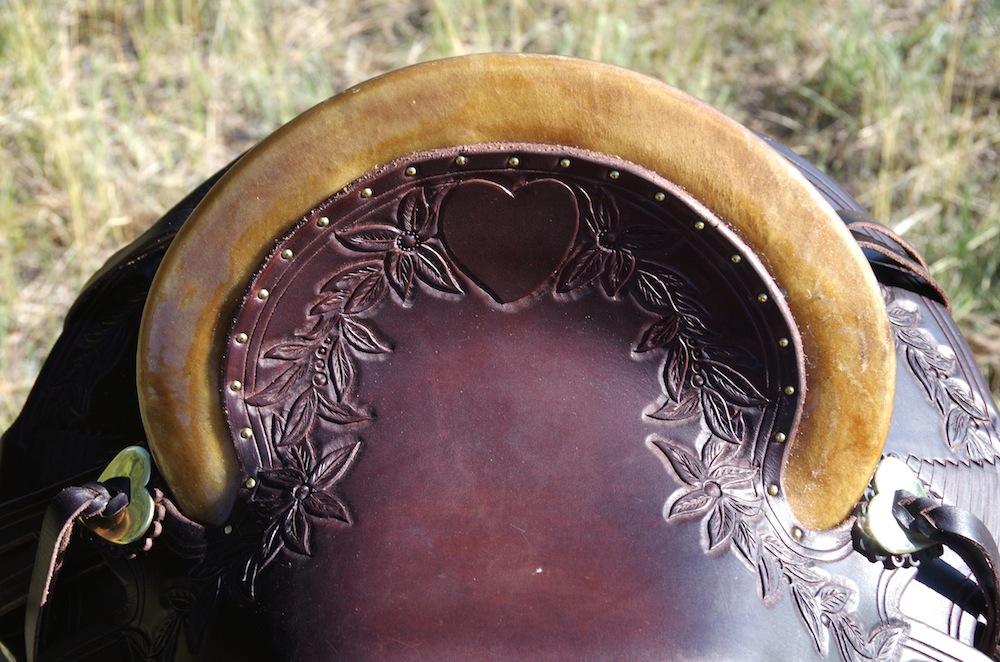 Saddle #84 Hawaiian Vaquero Wade