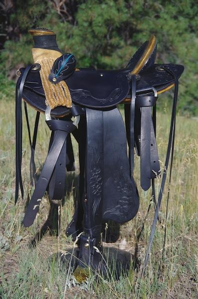 """#84 """"Hawaiian Vaquero Wade"""" Saddle"""