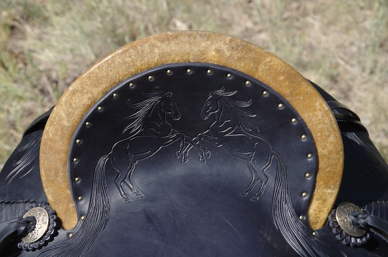 Saddle #87 Hawaiian Vaquero Wade