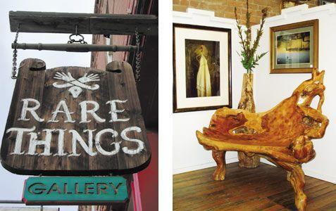 Rare Things Gallery Custom Horsehair