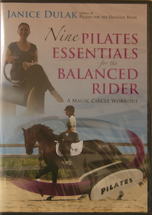 Nine Pilates Essentials for the Balanced Rider