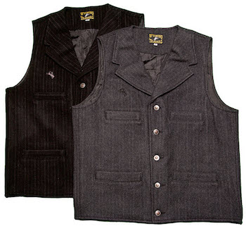 Wyoming Traders Banker's Vest