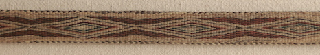 Hitched Horse Hair Belt