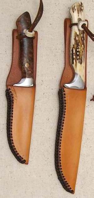 #4 & #5 Knife Sheaths
