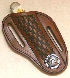 Case Trapper Knife Sheath