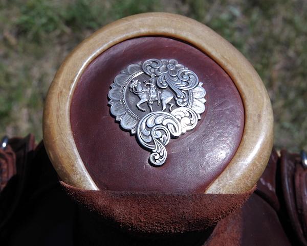 Used Wade Saddle #69