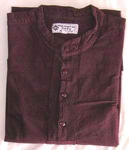 Plum Pioneer Shirt