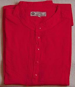 Red Pioneer Shirt