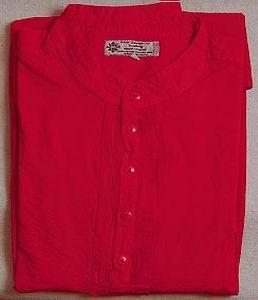 Red Pioneer Shirt