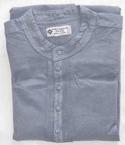 Slate Blue Pioneer Shirt