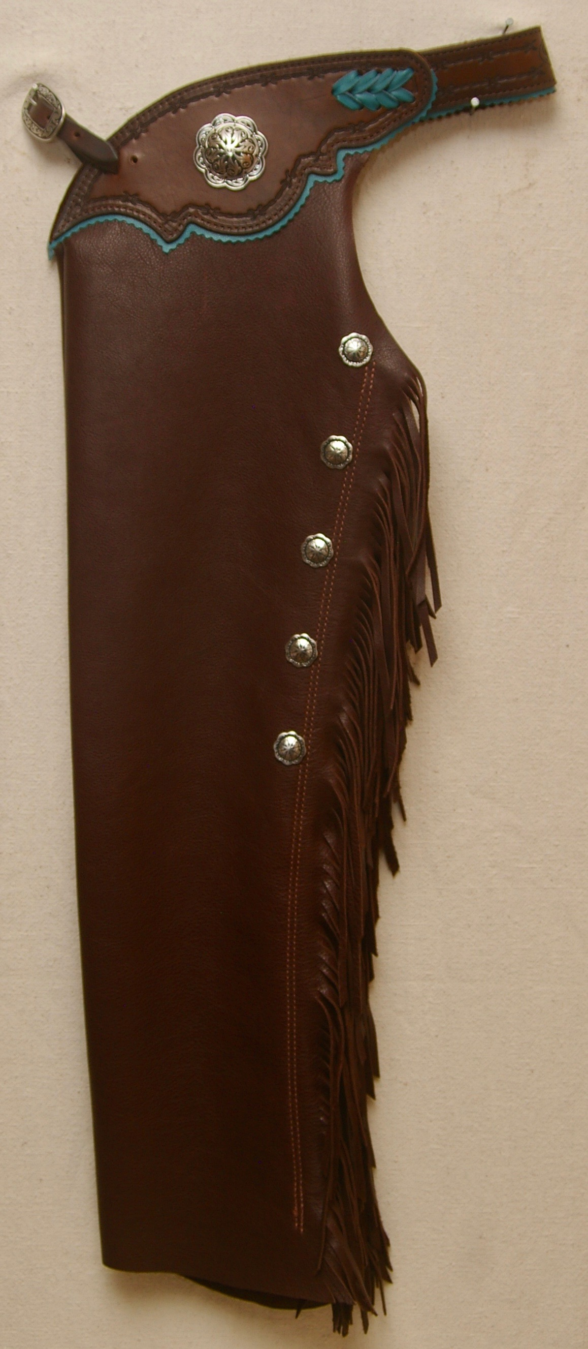 #227 OWS Custom Chaps for sale