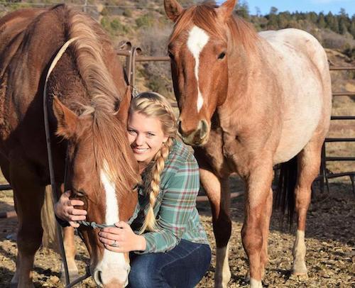 Kindra Jorgenson Assistant Saddler