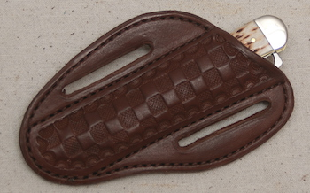 Out West Saddlery Knife Sheath