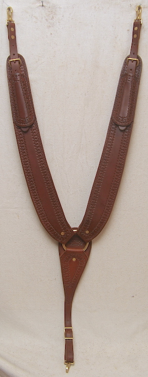 OWS Nara Visa Breast Collar #54LM