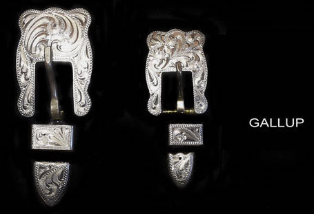Gallup Buckle Set